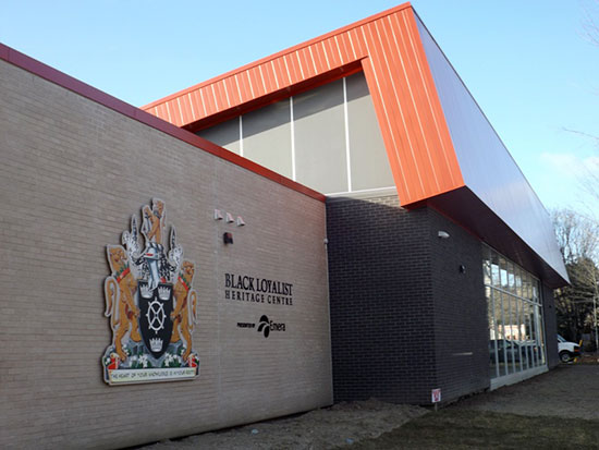 Black Loyalist Heritage Centre - Birchtown